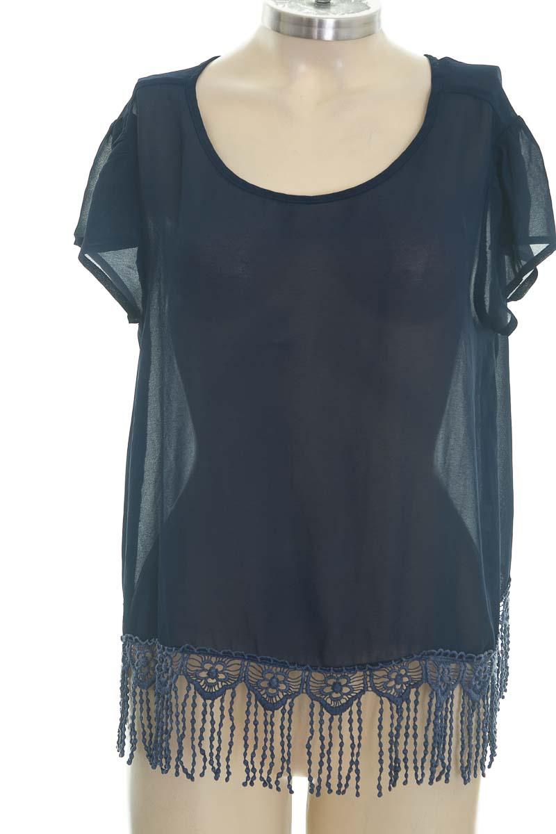Blusa color Azul - RAGGED