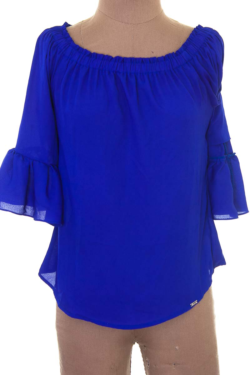 Blusa color Azul - Derek
