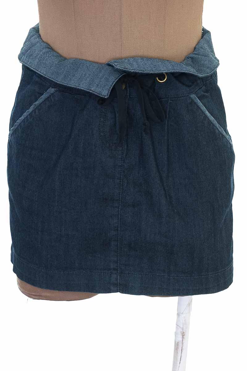 Falda Jean color Azul - Pronto