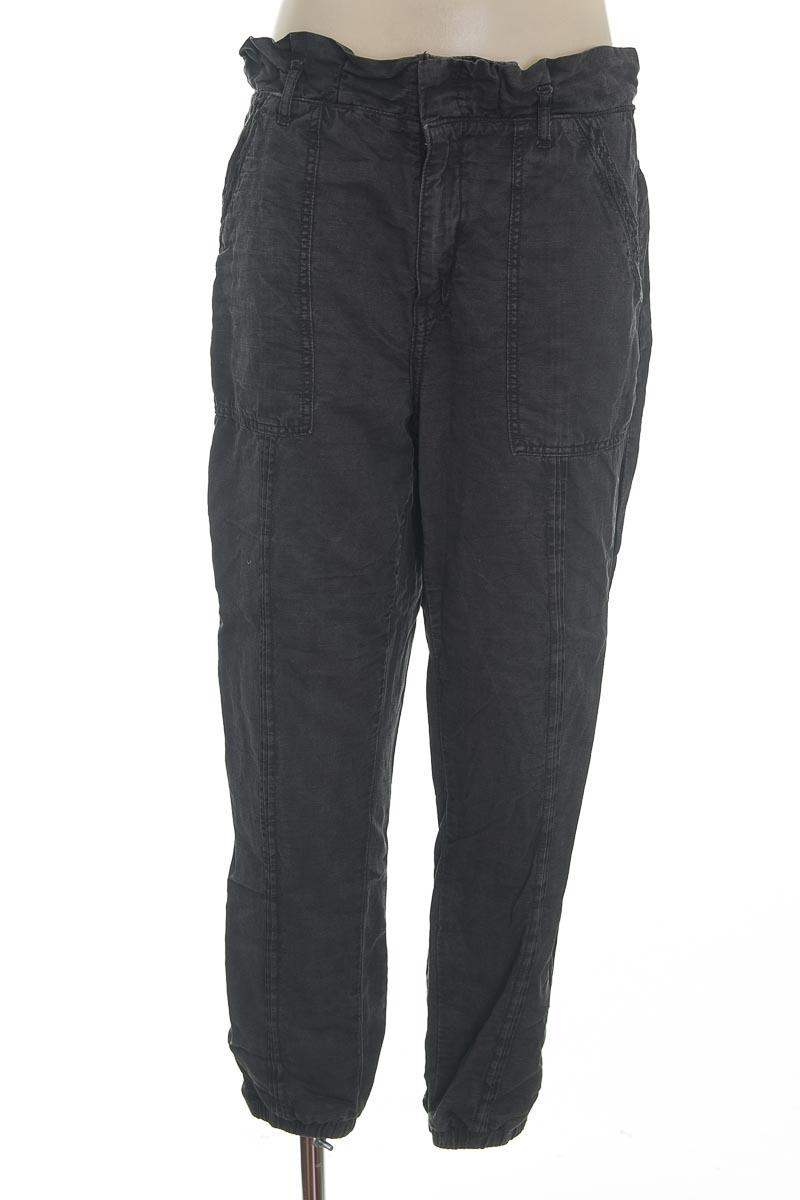 Pantalón color Gris - Anthopologie