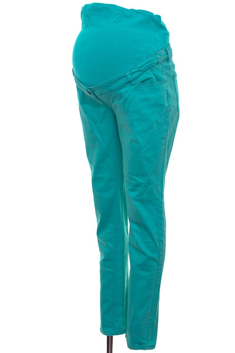 Pantalón color Aguamarina - Closeando
