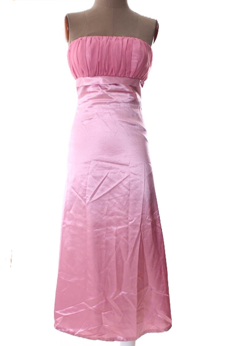Vestido / Enterizo Fiesta color Rosado - Karoline