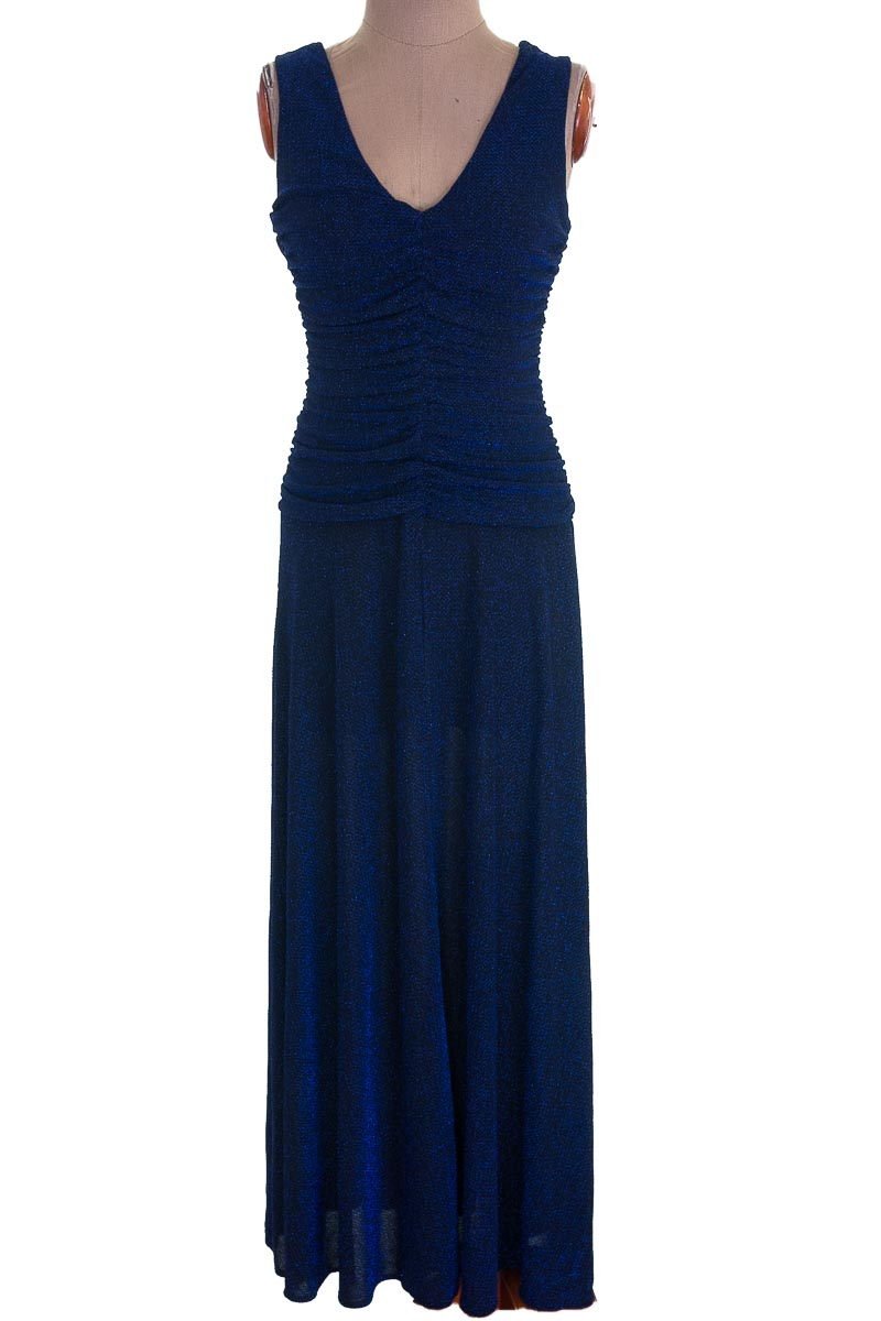 Vestido / Enterizo Fiesta color Azul - Nightway