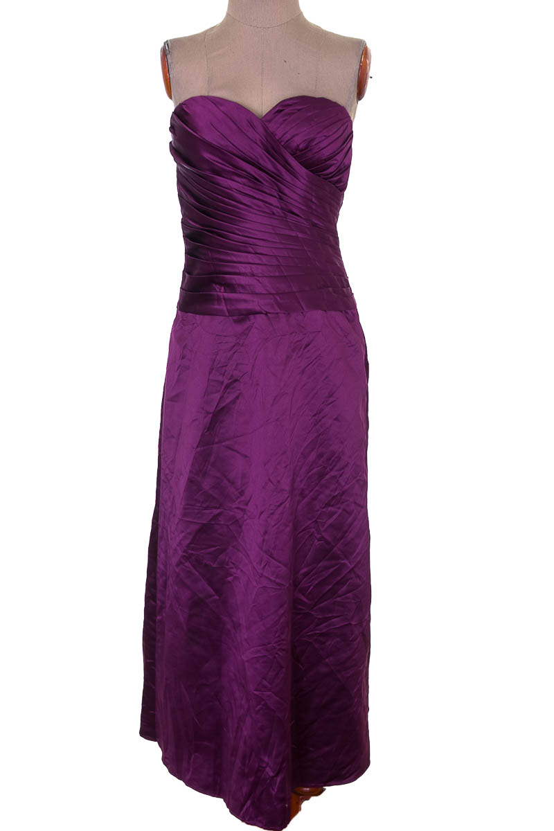 Vestido / Enterizo Casual color Morado - Bill Levkoff