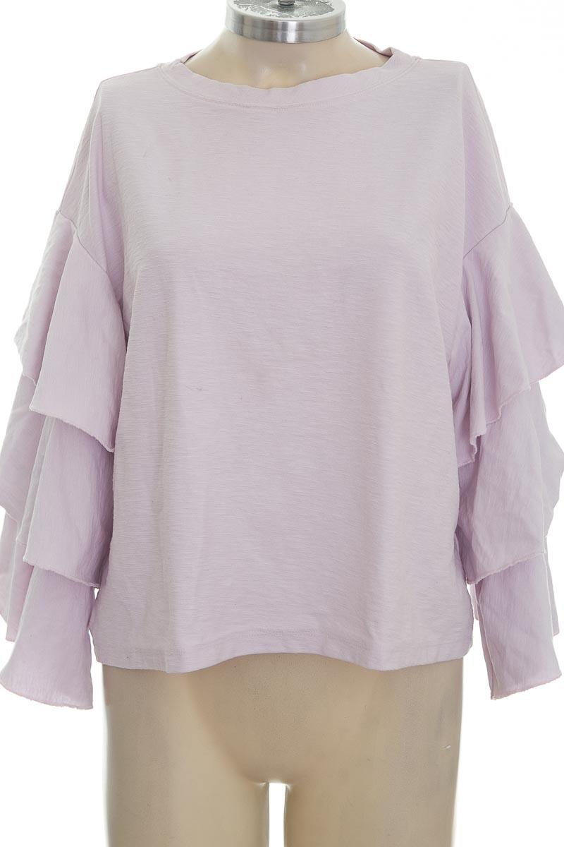 Blusa color Lila - H&M