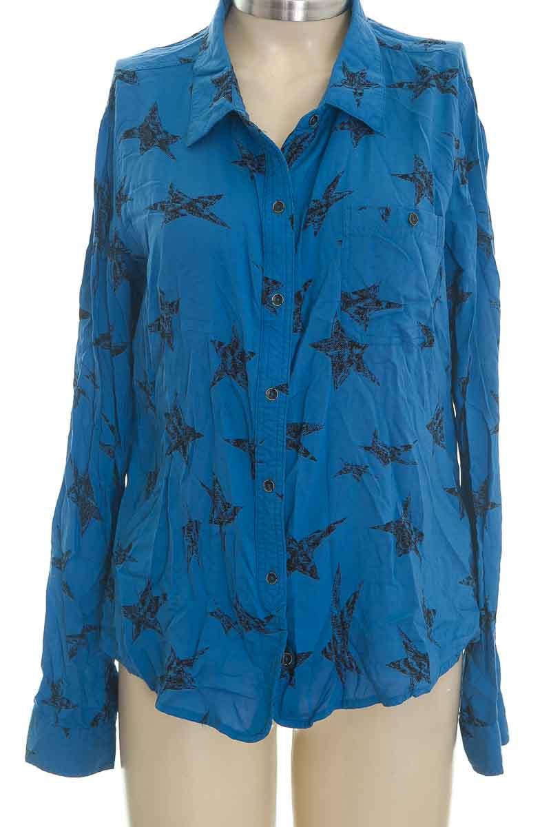 Blusa color Azul - CONVERSE