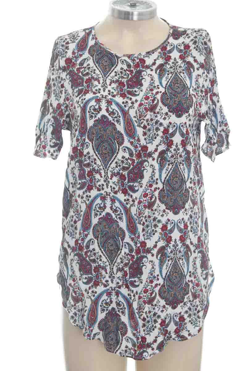 Blusa color Estampado - H&M