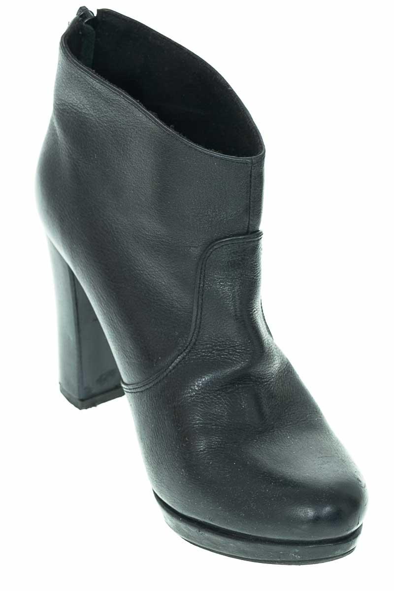 Zapatos Botín color Negro - Mussi