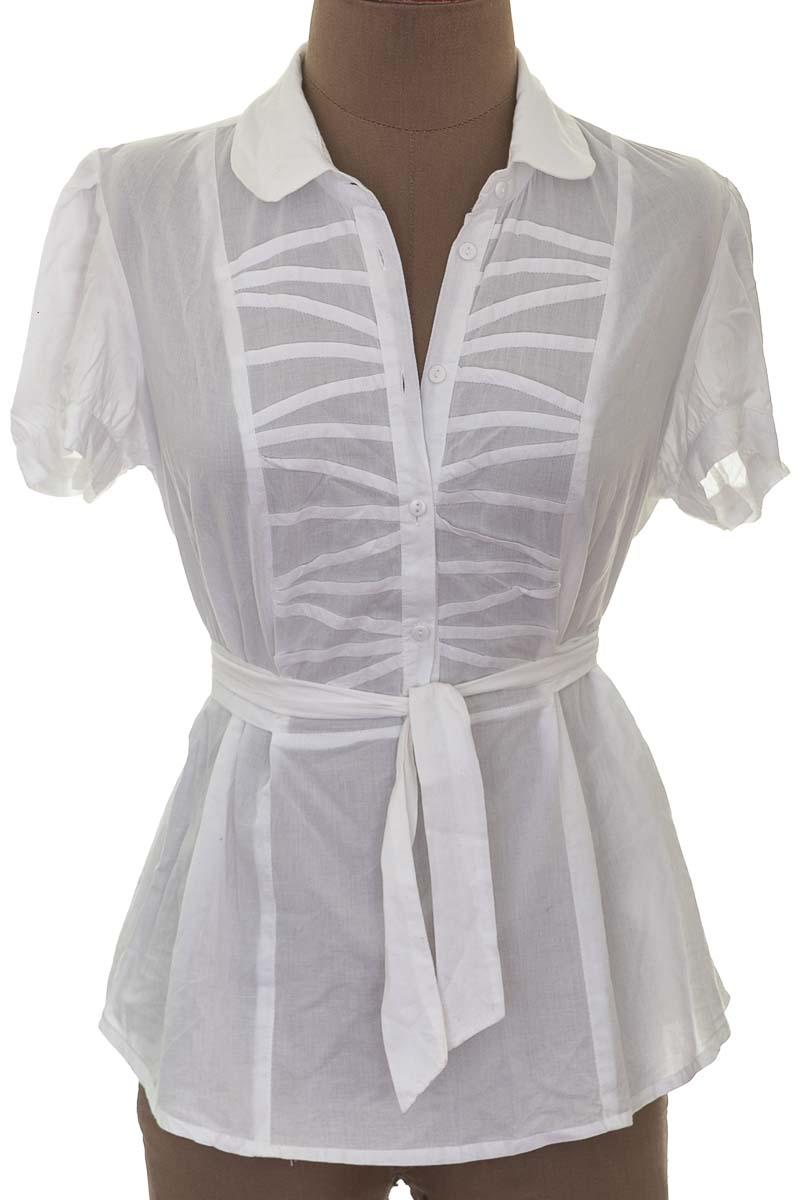 Blusa Formal color Blanco - Basement