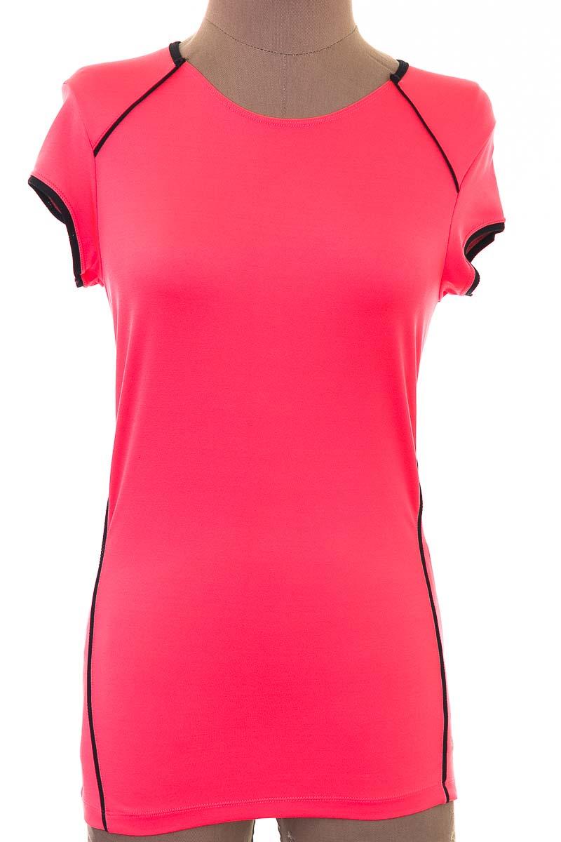 Ropa Deportiva / Salida de Baño Camiseta color Rosado - PATPRIMO